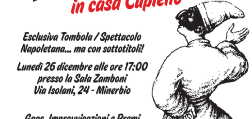 Tombola in casa Cupiello