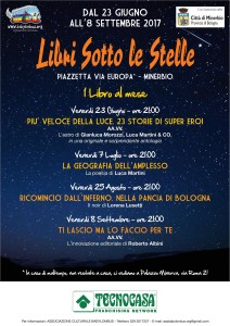 Libri Sotto Le Stelle (The only original and true) 2017